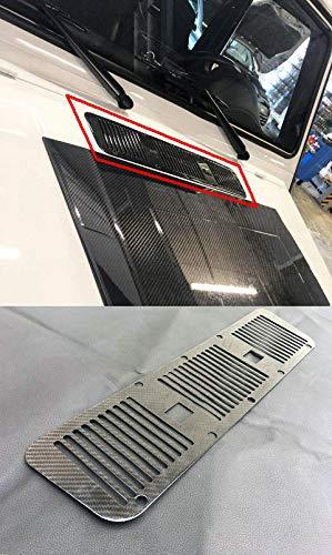 kit-car G Wagon Carbon Fiber Air Vent Hood Cover Trim for Mercedes-Benz G-Class W463 G500 G550 G55 G63 G65