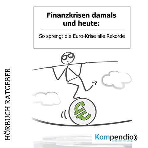 Finanzkrisen damals und heute cover art