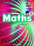 Mathématiques groupement C 1re Bac Pro
