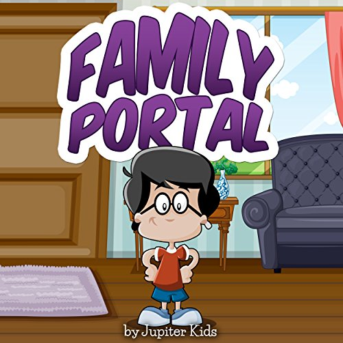 The Family Portal audiobook cover art