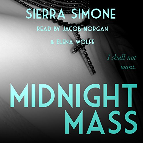 Midnight Mass audiobook cover art