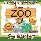 My Bible Verse Zoo Calendar