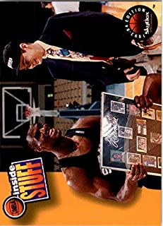 1993-94 SkyBox Premium #22 David Robinson IS NBA Basketball Trading Card