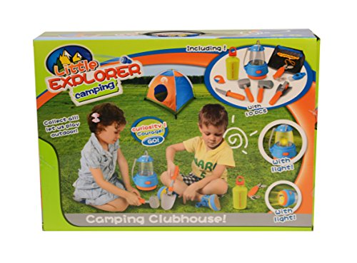 Kids Adventure Camping Set Playset