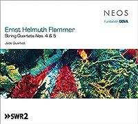 Flammer: String Quartets Nos 4