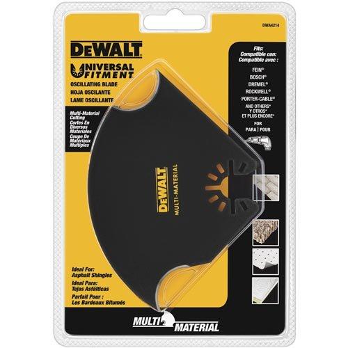 Find Bargain DEWALT Oscillating Tool Blade, Multi-Material (DWA4214)