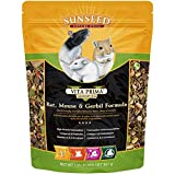 Sunseed 36044 Vita Prima Sunscription Rat, Mouse And Gerbil Food - High-Variety Formula - 2 LBS