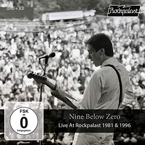 Live at Rockpalast 1981 & 1996 (3cd+2dvd Box)