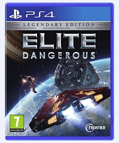 Elite Dangerous PS-4 Legendary Ed. UK