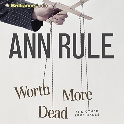 Worth More Dead audiobook cover art