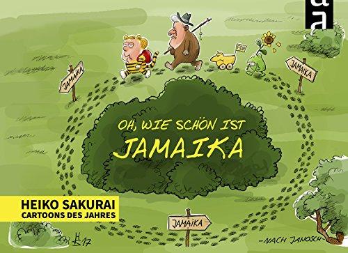 Oh, wie schön ist Jamaika: Cartoons des Jahres 2017