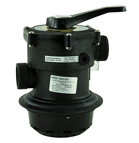 Carvin 7-Way Multi-Port Valve for Jacuzzi Sand Filters