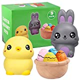 LAOSSC Squishies Toy, Slow Rising Jumbo Animal, Slow Rising Toys Stress Relief, Super Soft Squeeze...
