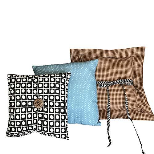 Cotton Tale Designs Pirates Cove 3 Piece Decorative Pillow