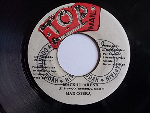 MAD COBRA Mack 11 Arena 7' vinyl