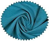 DIE NÄHZWERGE Jeansstoff in 9 Unifarben mit rohweißem
