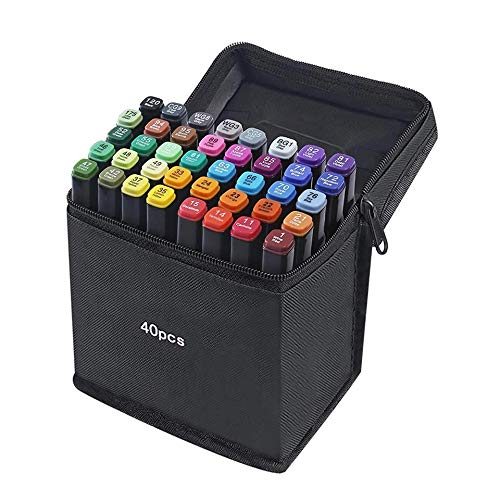 Pathos India for drawing artists cheap dual tip art markers