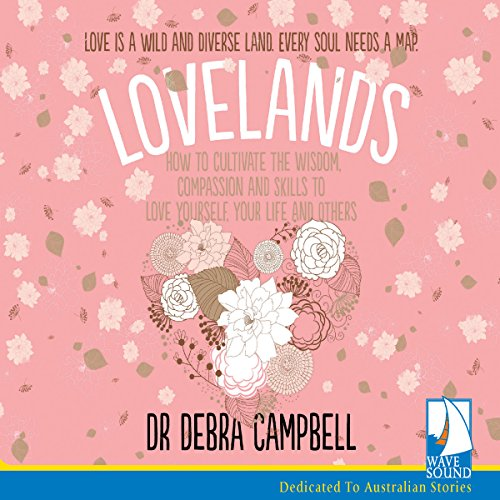 Lovelands audiobook cover art