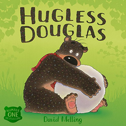 Hugless Douglas audiobook cover art