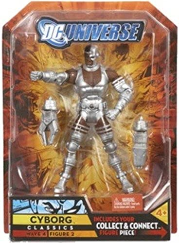 DC Universe Classics Series 4 Action Figure Cyborg by Mattel