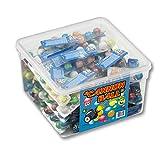 Cannonball - Chicle sabor tutti frutti - Bote de 135 unidades
