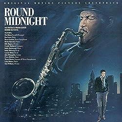Round Midnight/Herbie Hancock/Vinyle Bleu Tanslucide Audiophile 180gr/avec Bobby Mcferrin/John Mclaughlin/Chet Baker