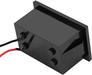 Eenvoudig aan te sluiten spanningspaneel, breed meetbereik Digitale LED-voltmeter, voor elektrische fietsen Kinderauto's A...