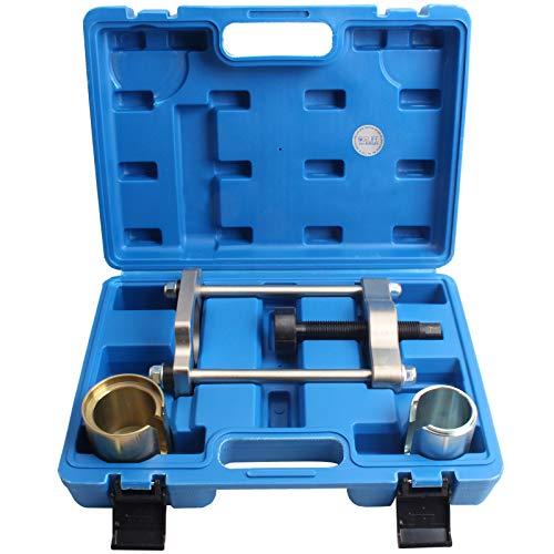 CCLIFE Hinterachsbuchsen Querlenkerbuchsen Silentlager Demontage Montage Buchsen Werkzeug Kompatibel mit Ford Mazda Volvo
