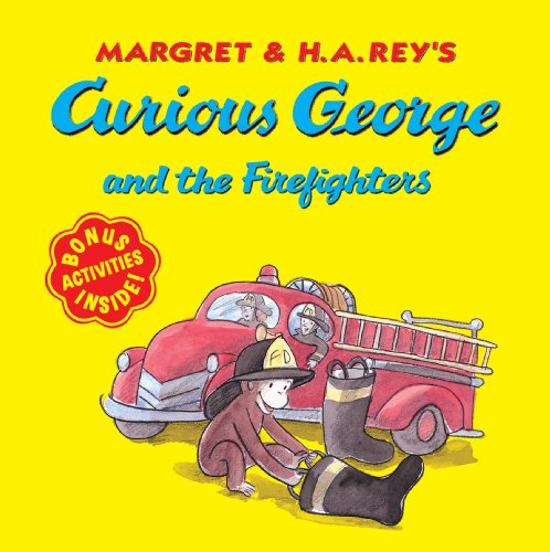Curious George and the Firefighters (English Edition)