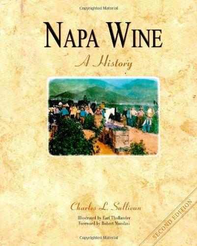 Napa Wine: A History (English Edition)
