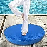 kati-way Tappetino da Yoga, Yoga Balance Pad, Equilibrio Disc Fisioterapia, Pilates,...