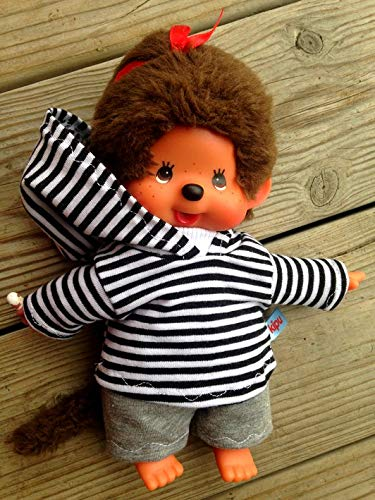 Puppenkleidung handmade für MONCHICHI Gr.20 MONCHHICHI Bekleidung Kapuzenshirt Hoodie + Hose Kleidung Puppenkleidung