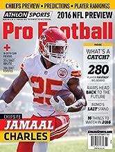 Athlon Sports 2016 Pro Football (NFL) Preview Magazine - Kansas City Chiefs