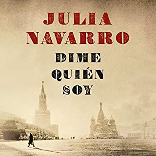 Dime quién soy [Tell Me Who I Am] audiobook cover art