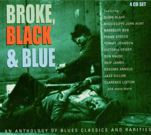 Broke, Black and Blue