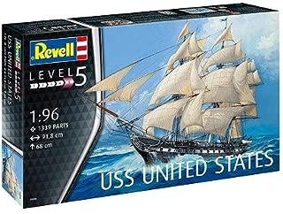 Fragata U.S.S. United States 05606 - REVELL ALEMA