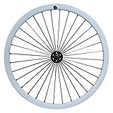 Mowheel Rueda de Bicicleta 30mm Delantera