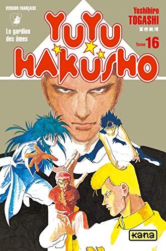 Yuyu Hakusho : Le Gardien des âmes, tome 16