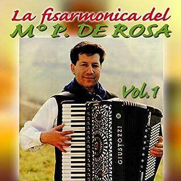 La fisarmonica del M° P. De Rosa, Vol. 1
