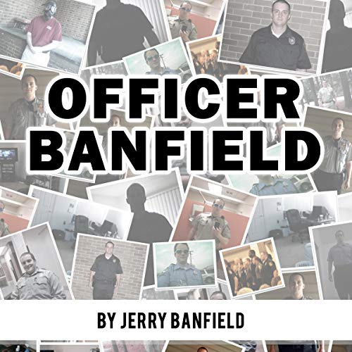 Officer Banfield audiobook cover art