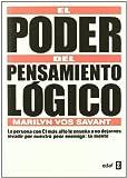 Poder Del Pensamiento Logico (Psicología y Autoayuda)