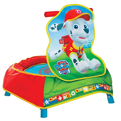 Kid Active Paw Patrol Paw PatrolMarshall Indoor Childrens Toddler Trampoline