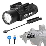 OLIGHT PL-Pro Valkyrie 1500 Lumens Rechargeable Weaponlight Rail Mount Tactical Flashlight with...