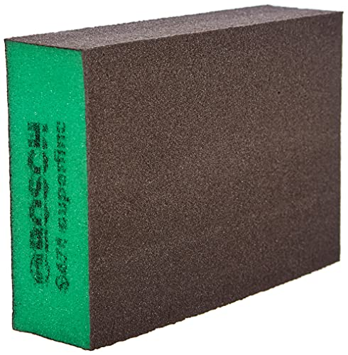 Bosch - Taco abrasivo para lijar a mano, grano superfino