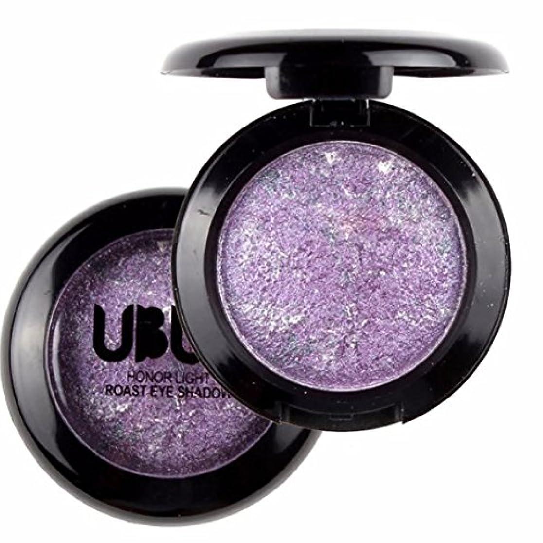 乗り出すミス戦艦Rose Purple 1pcs Lady Beauty Single Baked Eye Shadow Powder Palette Eyeshadow Palette