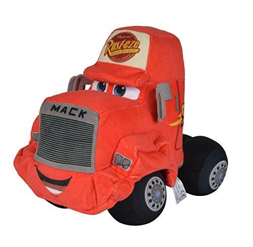 Simba 6315874656 - Disney Cars 3, Plüschauto, Mack 25 cm