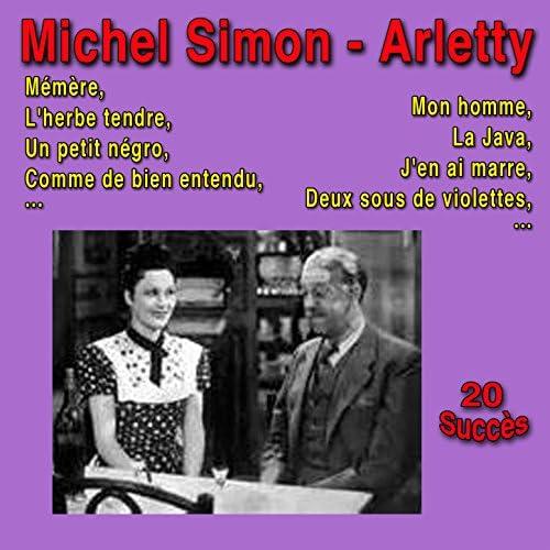 Michel Simon & Arletty