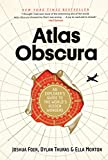 Best travel guide unique travel gift Atlas Obscura
