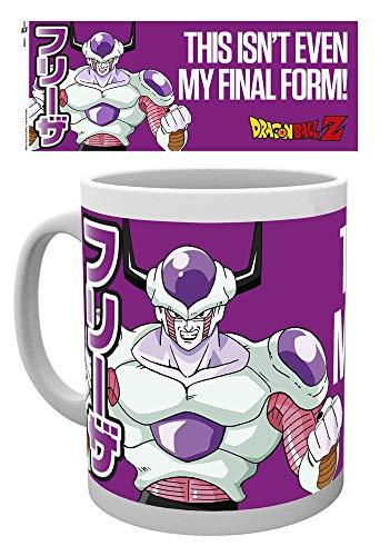GB eye Dragon Ball Z, Frieza, Mug en céramique