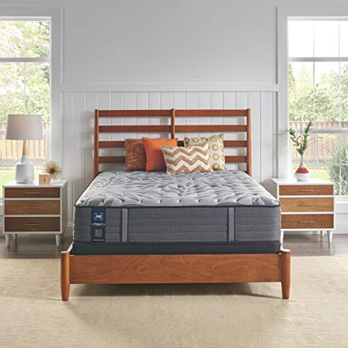 sealy most comfortable mattresses Sealy Posturepedic Plus Mattress with Surface-Guard, Tight Top 13-Inch Medium, Full, Grey